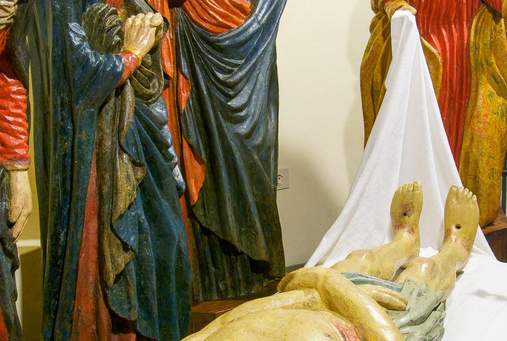 Cripta del Gesù morto